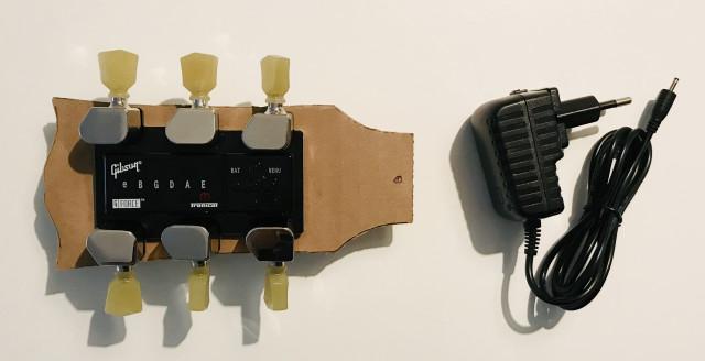Gibson G-force afinador automático