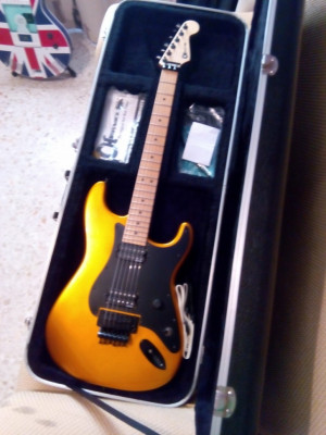 Charvel U.S.A. So-Cal Pagan Gold