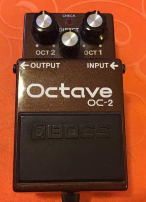 RESERVADO Octave OC-2 Boss