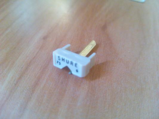 AGUJA SHURE N75 6 ORIGINAL