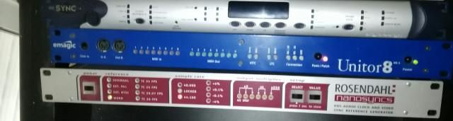 Unitor 8 MK2, Interface Midi
