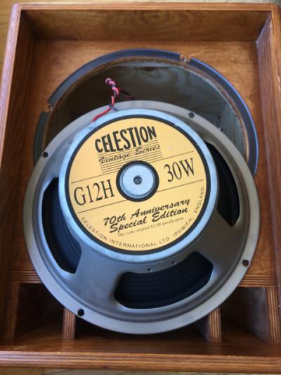 Celestion G12h 30 70 anniversary