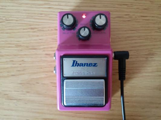 Ibanez AD9 - Original 1986 - Maxon