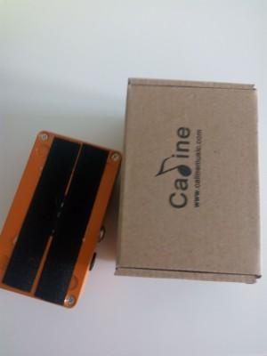 Pedal caline Orange burst