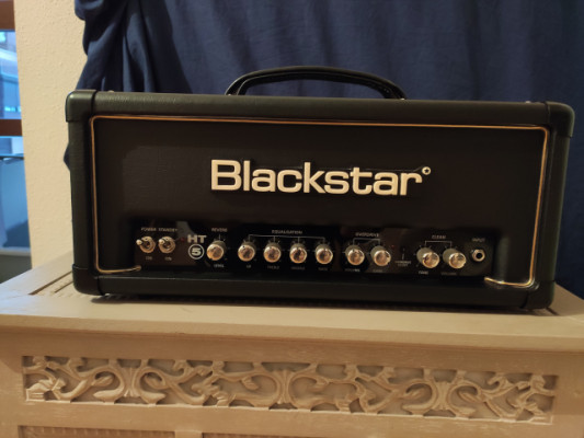 Blackstar HT5R + Pantalla Blackstar 112