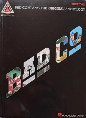 Libro de partituras y TAB de guitarra de Bad Company