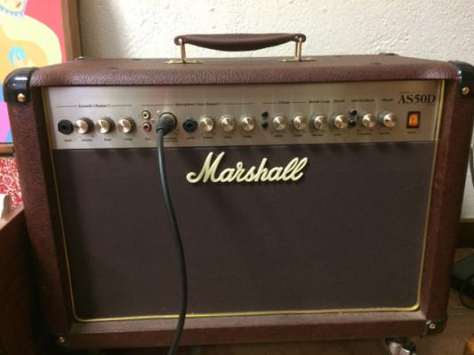 MARSHALL AS 50D