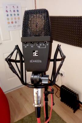 Se Electronics SE 4400A microfono