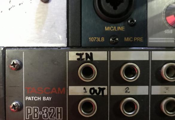 Tascam Patchbay PB-32H