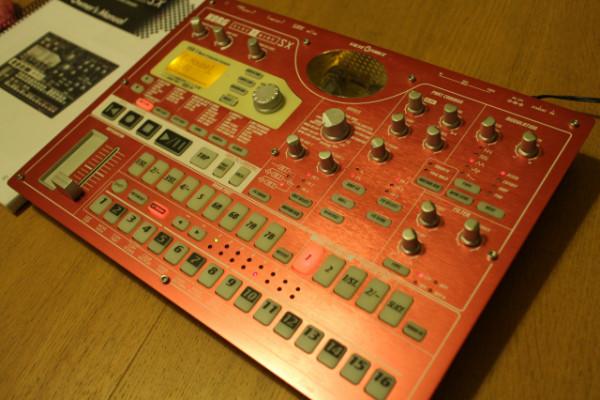Korg Electribe ESX1-SD (más tarjeta)