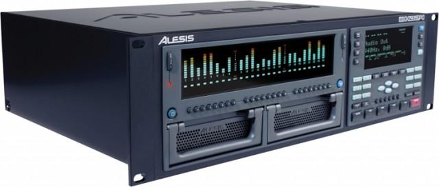 Multipistas Digital Alesis HD24+remote control