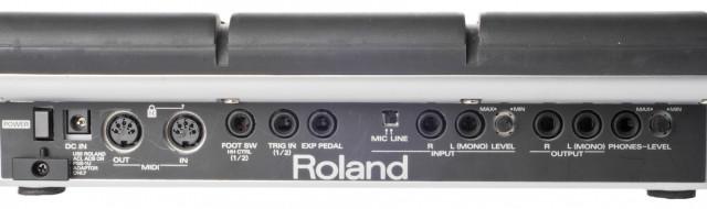 Roland SPD-S