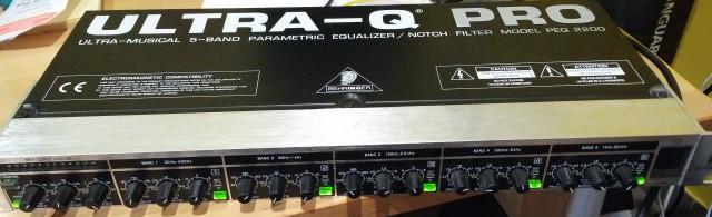 Ultra-Q Pro (PEQ 2200)