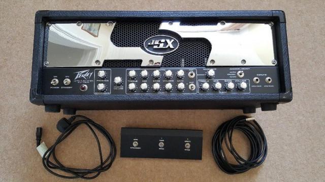 Peavey JSX Joe Satriani (5150)en muy buen estado