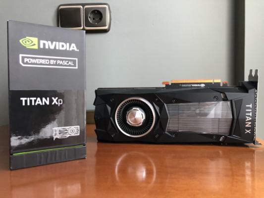 Nvidia Xp Pascal 12 Gb