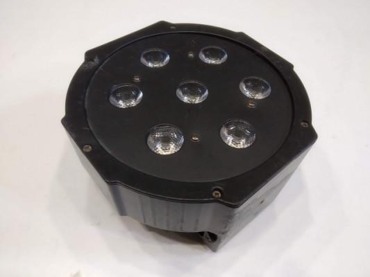 Foco par led 70w RGBW DMX