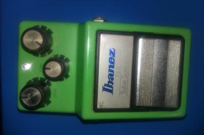 Ibanez TUBE SCREAMER S9