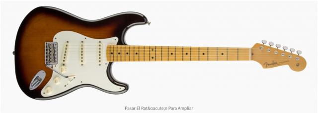 Vendo Fender Stratocaster Custom Shop Eric Johnson signature