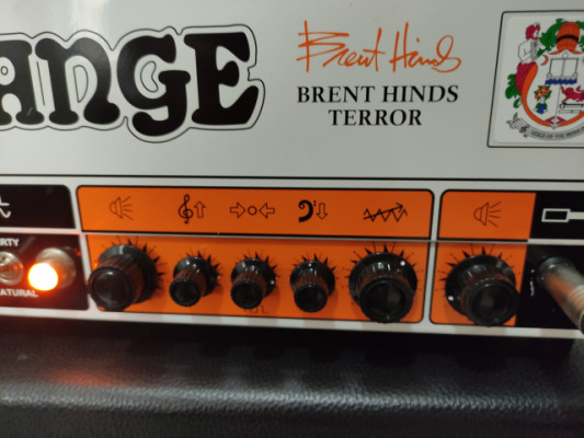 Orange Brent Hinds terror