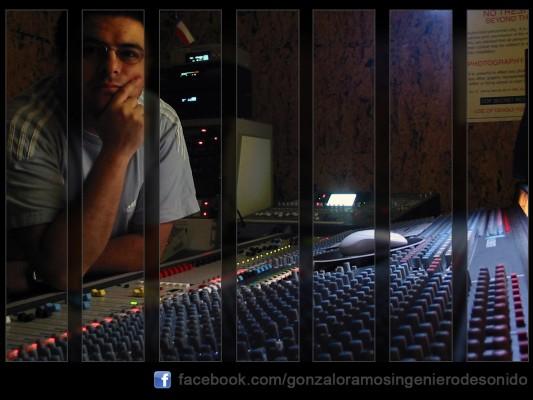 Gonzalo Ramos - Ingeniero de Sonido (Estudios y directos)