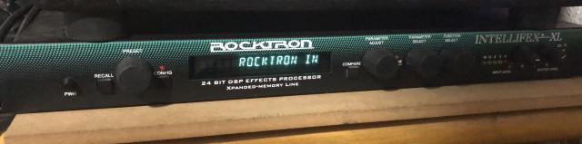 Rocktron Intellifex XL. Original USA