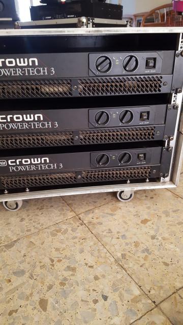 Etapas crown powertech 3