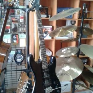 Guitarra electrica cort