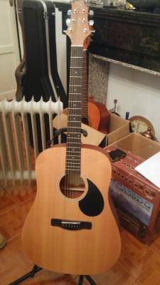 Guitarra Acústica Samick