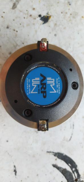 Motor de agudos driver APR 160 watios