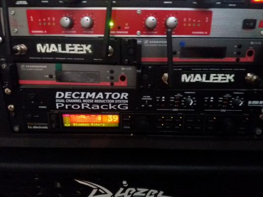 Tc.Electronic G Major, Astone(VENDIDO)Engl Z12,BBC MAXIMIZER 482I