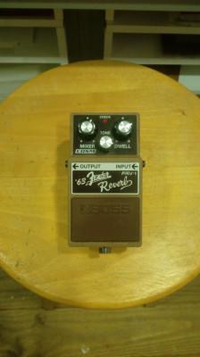 Boss Fender Spring Reverb FRV-1 '63 reverb