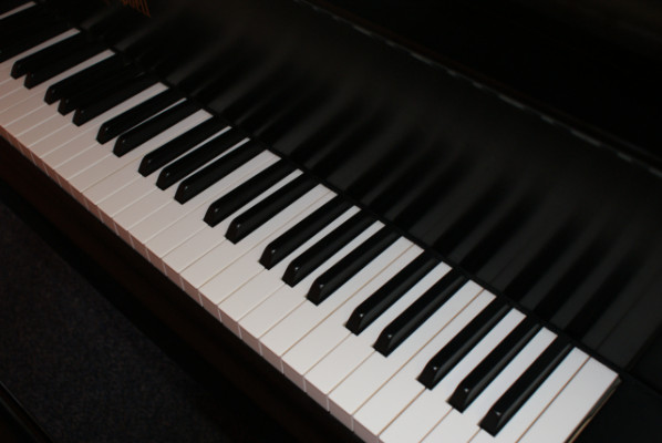 Clases de piano/iniciación a la música