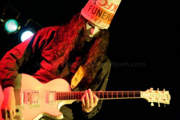 COMPRO Gibson Les Paul Studio Buckethead Signature