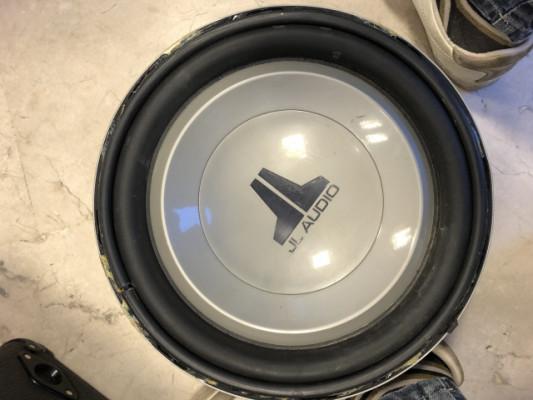 JL Audio 12W1v2-4 altavoz 12 subwoofer