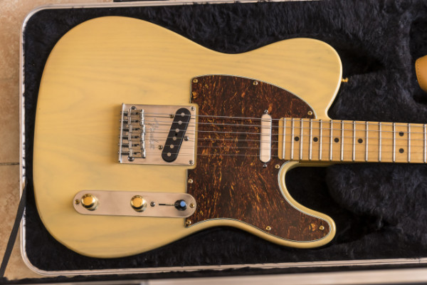 Fender Telecaster USA - 60 Anniversario (2011)