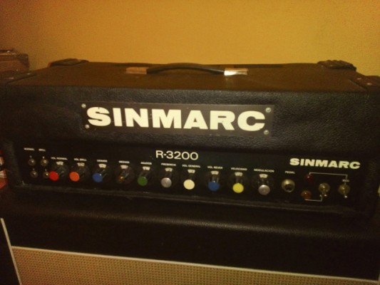CABEZAL SINMARC R-3200 +PANTALLA SINMARC