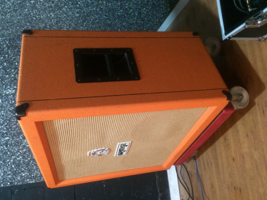 Pantalla ORANGE PPC412 made UK