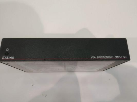 Repartidor amplificador VGA Extron P/2 DA4xi