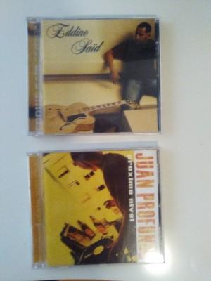 LOTE CDs DE RAP ESPAÑOL
