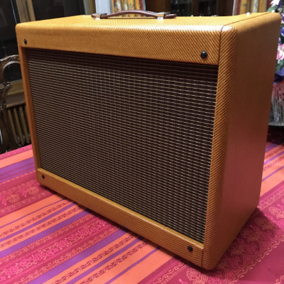 REPLICA FENDER TWEED 57 PRO AMP 5E5-A VALVULAS 6L6