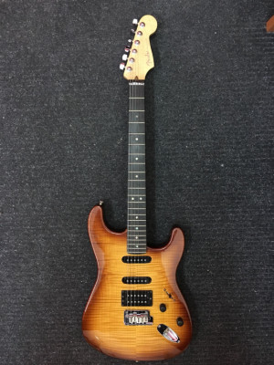 Fender Stratocaster deluxe FMT USA