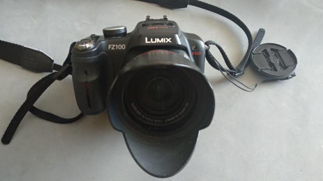 Cámara foto/vídeo Lumix FZ 100