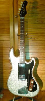 Guitarra Electrica HÖFNER Vintage