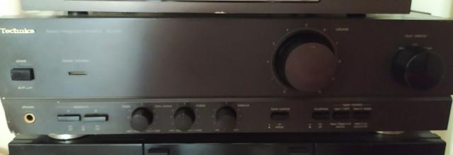 Amplificador technics su - 810