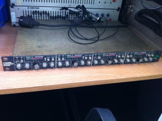 Compresor cuadruple BSS Dpr 404