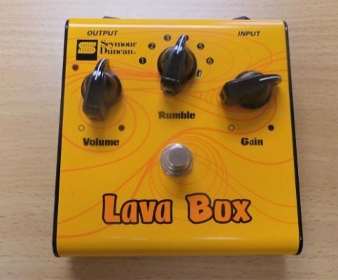 Overdrive Lava Box