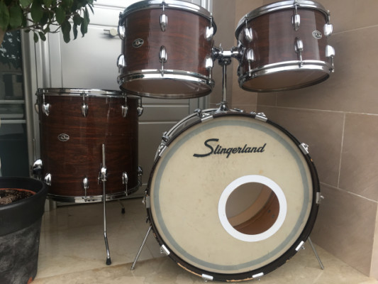 Slingerland New Rock Outfit 1970´s