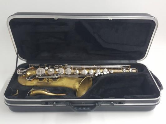 Saxofón B&S BLUE LABEL tenor