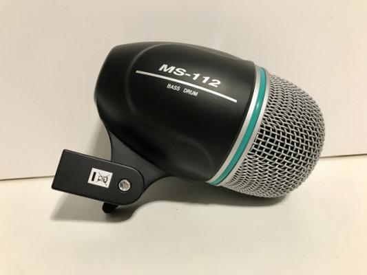 Micrófono de bombo MS-112