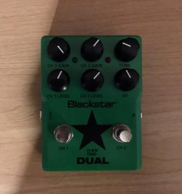 Blackstar lt dual (disto+overdrive)